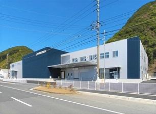 高知宿毛営業所(高知事業本部 加工倉庫課、高知道水)